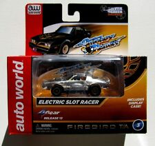 AUTO WORLD 4 GEAR R13 SILVER SCREEN SMOKEY AND THE BANDIT #3