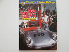 MICHEL VAILLANT DOSSIERS JAMES DEAN EO2011 TTBE/NEUF PASSION FOUFROYEE