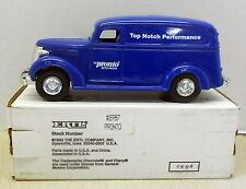 PRONTO AUTO PARTS 1938 CHEV PANEL TRUCK 1994 DIECAST ERTL BANK #B987