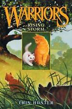 Warriors the Prophecies Begin: Rising Storm 4 by Erin Hunter (2004, Hardcover)