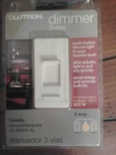DIMMER SWITCH  120/Volt 600 Watt Lutron Almond Color. Brand New