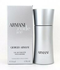 Armani Code Ice by Giorgio Armani EDT Spray 1.7 oz./ 50 ml. for Men (sku:17088)