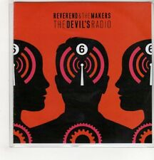 (GH595) Reverend & The Makers, The Devil's Radio - 2014 DJ CD