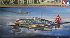 1/48 Kawasaki Ki-61-Id HIEN (Tony) Model Kit by Tamiya