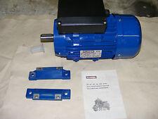 Elektromotor 1,5 KW , 1420 U/min , 230 V/400V,  24mm Welle ,Universal-Fuß,Fluxon