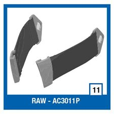 SHARK RAW MOTORCYCLE HELMET REPLACEMENT GOGGLE STRAPS AC3011P