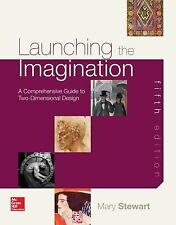 LAUNCHING THE IMAGINATION 2D - MARY STEWART (PAPERBACK) NEW