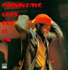 GAYE,MARVIN-LET`S GET IT ON (RAR CD NEW