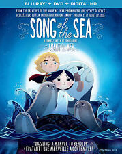 Song of the Sea (Blu-ray + DVD + Digital HD) NEW