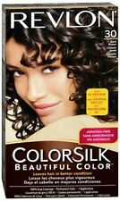 Revlon ColorSilk Hair Color 30 Dark Brown 1 Each (Pack of 4)