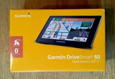 "Garmin DriveSmart 60 LMT 6"" NA GPS Bluetooth Lifetime Map Updates  010-01540-01"