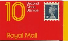 GB 1988 14p Window Booklet GK2 'Q' c£18