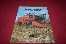 Massey Ferguson 860 850 Combine Dealers Brochure YABE10 ver4