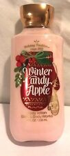 Bath & Body Works WINTER CANDY APPLE Body Lotion. Full size.