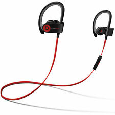 Beats by Dr. Dre Powerbeats 2 Wireless Ear Hook Sport Bluetooth Headphones Black