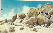 Deadman's Point  Apple Valley & Lucerne Valley  CA  Unused Chrome Postcard  8134