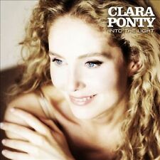 Into the Light by Clara Ponty (ONE CENT CD, Apr-2012, Harmonia Mundi)