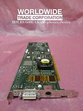 IBM 10N9108 2842 POWER GXT4500P Graphics Adapter Type 1-Y PCI 64-Bit pSeries