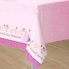 """Disney Sofia The First Birthday Plastic Table Cover 54"""" x 96"""" Party Supplies~"""