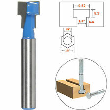 1/4 Inch Shank T-Slot Cutter Woodworking Router Bit