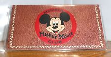 MICKEY MOUSE CLUB CHECKBOOK COVER # 1. DISNEY CARTOONS......FREE SHIPPING