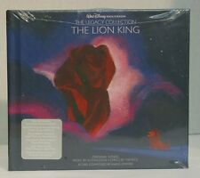 Lion King [The Legacy Collection] by Hans Zimmer  (2 CD set, 2014) ( New-Read)