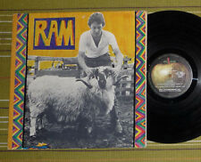PAUL AND LINDA McCARTNEY, RAM LP RARE PERU YEX 837/YEX 838 VG/VG- GATEFOLD/SL