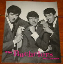 THE BACHELORS MIKE YARWOOD KAYE SISTERS ~ 1967 UK PROGRAMME + 2 TICKETS + FLYER