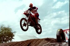 Photo Honda CR125 #17 Barendrecht (NED) GP Motocross Valkenswaard (NED) 1980 #2