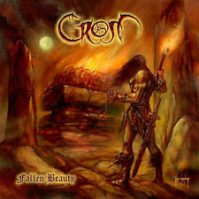 "Crom ""Fallen Beauty"" CD [EPIC VIKING METAL FROM GERMANY, FOR FANS OF BATHORY]"