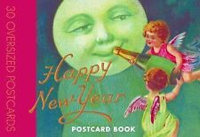 Happy New Year Postcard Book (2014, Paperback)
