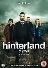 HINTERLAND COMPLETE TV SERIES 1 DVD Box Set + EXTRAS Brand New Sealed UK