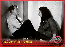 DALEKS INVASION EARTH 2150 - Card #31 - Tom and Louise Captured - Unstoppable
