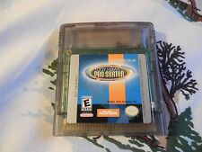 TONY HAWK'S PRO SKATER Gameboy Color game cartridge CLEANED AND TESTED gbc