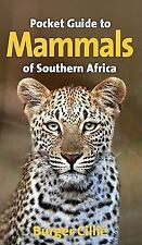 Pocket Guide to Mammals of Southern Africa, , Cillie, Burger, Very Good, 2011-03