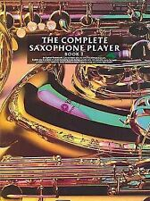 The Complete Saxophone Player Book 3 by Raphael Ravenscroft (Paperback, 1987)