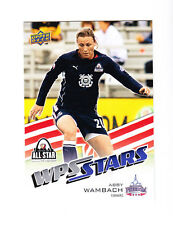 2010 UPPER DECK WPS STARS CARD # 200 ABBY WAMBACH FORWARD WASHINGTON FREEDOM