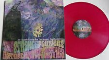 LP STRANGE FLOWERS Ortoflorovivaistica PURPLE VINYL 100 Copies NASONI 050 - MINT