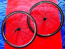 MAVIC AKSIUM BONTRAGER RACE LITE WHEELSET 700 WHEEL RIM HUB 130 TIRES 9 10 speed