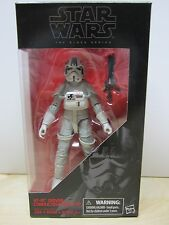 "NEW STAR WARS 6"" BLACK SERIES ACTION FIGURE SEALED AT-AT DRIVER HOTH PLANET ESB"