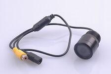 25 mm Caméra intégrée de recul La vision nuit LED Angle d'installation Réglable