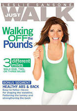 Leslie Sansone: Walking Off The Pounds New DVD! Ships Fast!