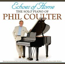 PHIL COULTER - ECHOES OF HOME: THE SOLO PIANO OF CD ALBUM (October 31st, 2014)