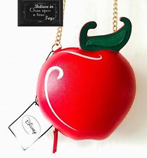 DISNEY Princess SNOW White Evil Apple Collage Novelty Retro Handbag by PRIMARK