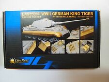 Lionroar PE Photo-Etched 1/35  WWII GERMAN KING TIGER  LAS35014