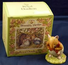 Figurine de d.b.h14 Royal Doulton Brambly Hedge basilic * Free Box * m2283