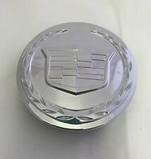 New 3.25 inch CADILLAC ESCALADE ESV EXT Chrome Wheel Hub Center Cap OEM 9595891