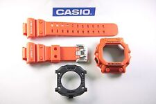 CASIO G-Shock GX-56-4D Original Orange BAND & BEZEL Combo GXW-56-4V GX-56