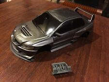 XMODS GRAY EVO 9 BODY USED BUT IN GREAT SHAPE 1:28 MINI-Z