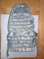EUC ACU Army Military MOLLE Backpack (medium ruck) Bag w Padded Straps